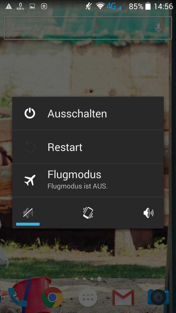 Screenshot Android