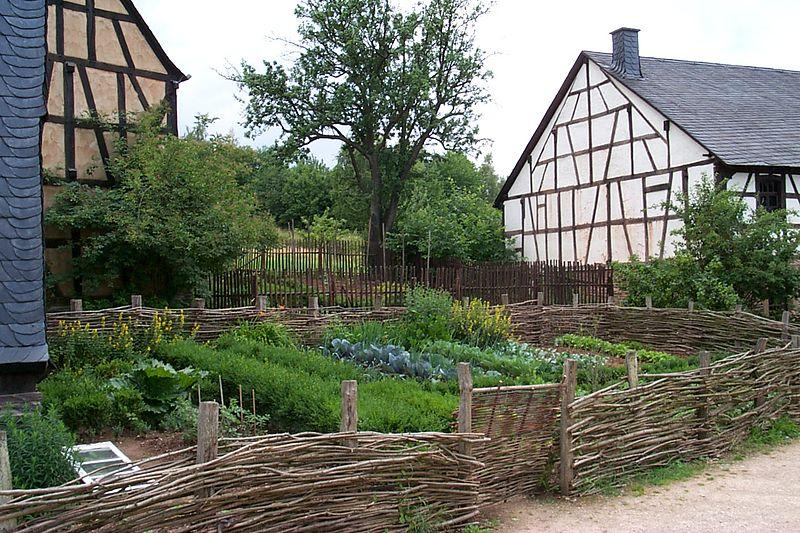 Garten im Hunsrück