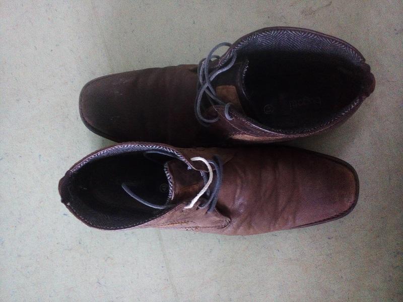 Schuhe Mann