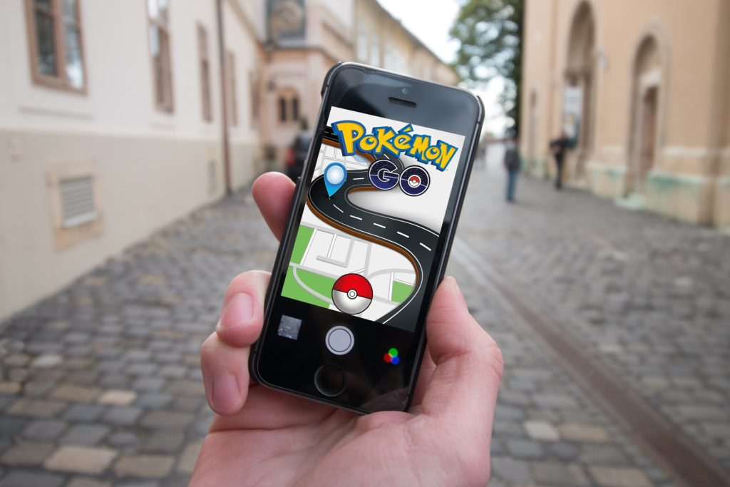 Datenvolumen sparen Pokemon Go