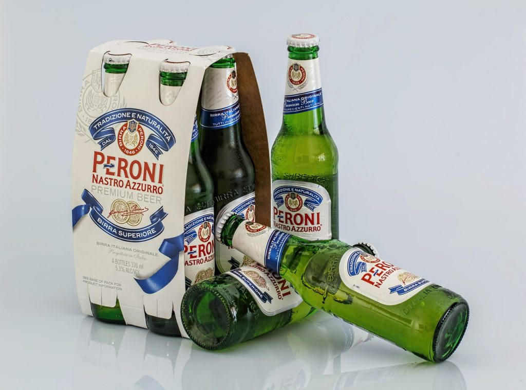 Sixpack Bier