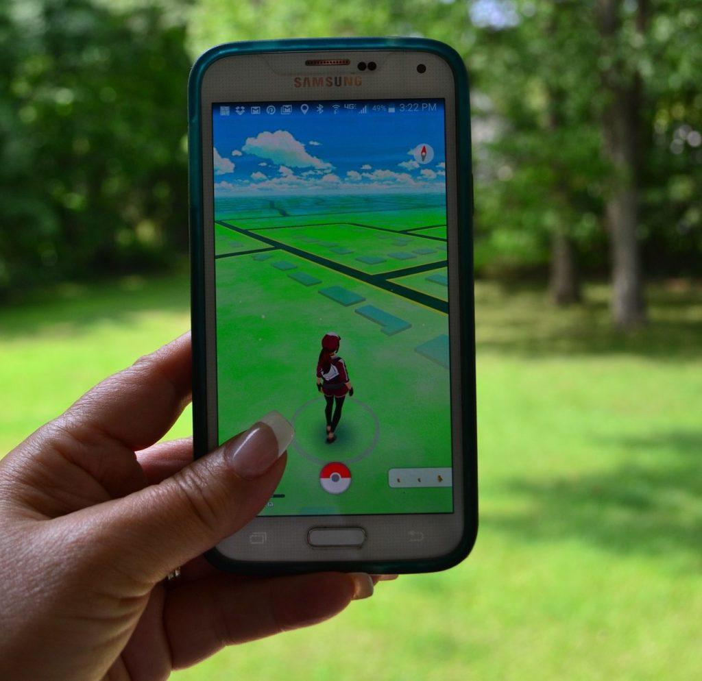 Bei Pokemon Go besser zielen