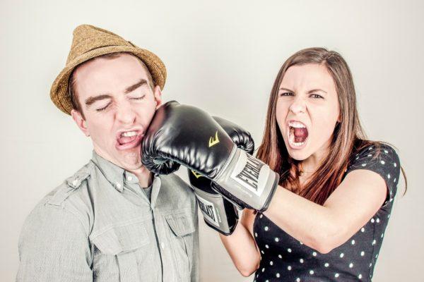 Richtig streiten in der Beziehung: Diese drei Tipps