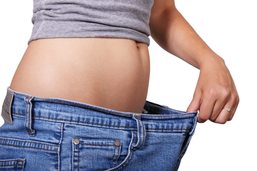 Bauch Jeans