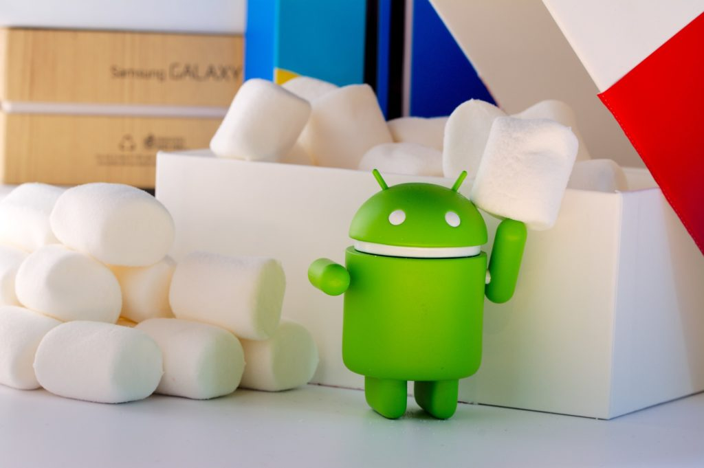 Android-Sprachbefehle